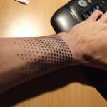 Half Tone Tattoo