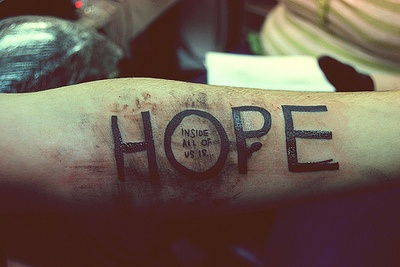 Hope Inside All Of Us