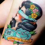 Love Is Blind By Marie Sena