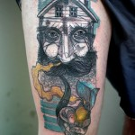 Peter Aurisch Tattoo