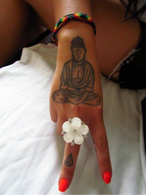 Buddha Hand Tattoo | Best tattoo design ideas