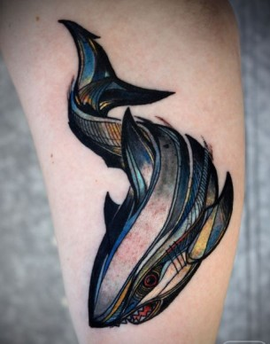 Tattoo By David Hale