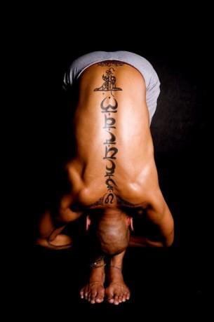 Chakras Tattoo