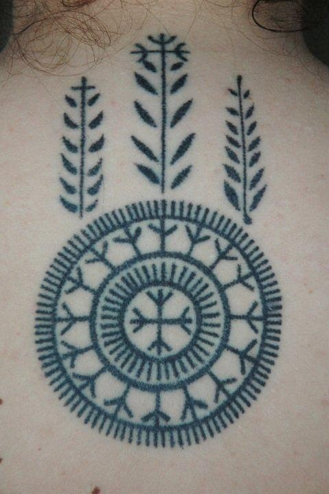 Croatian Tattoo