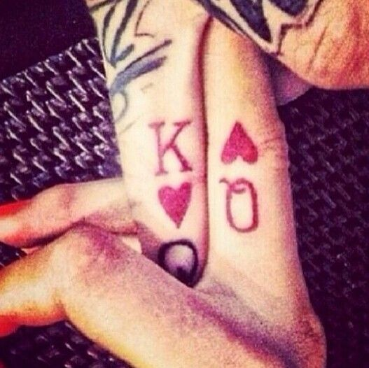 King Queen Tattoo Best Tattoo Design Ideas