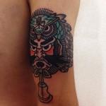 Koji Ichimaru Tattoo