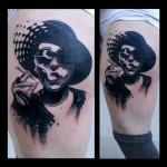 Marla Singer Tattoo