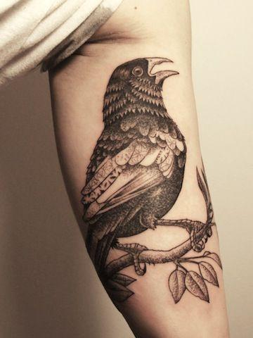 Tattoo by Gregorio Marangoni