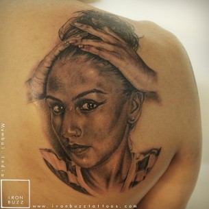 Iron Buzz Tattoos
