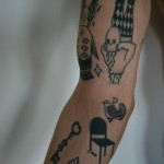 Awesome Cute Arm Tattoos