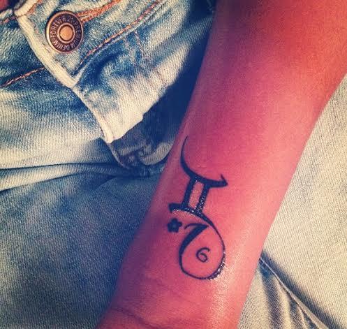 Gemini Tattoo | Best tattoo design ideas