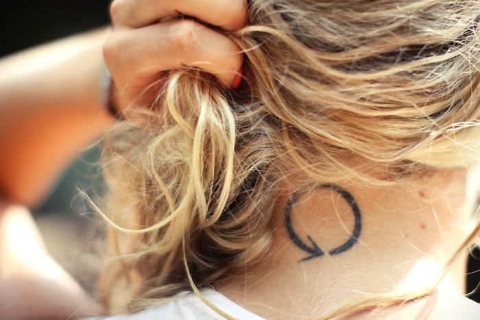 Karma Tattoo