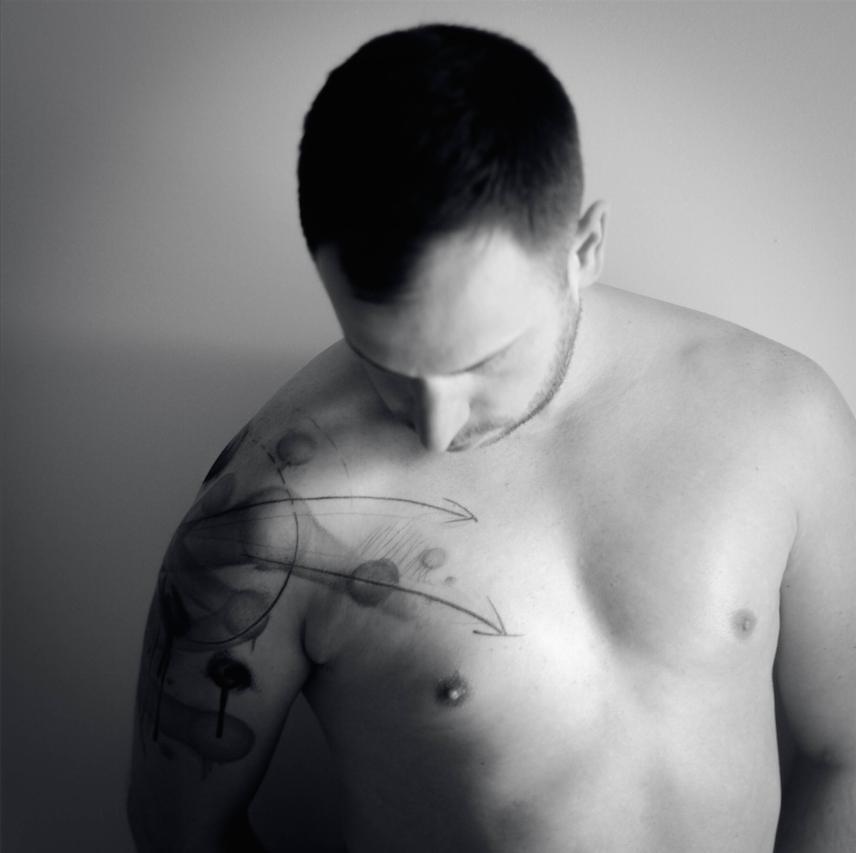 Danny Kronstrom Tattoo