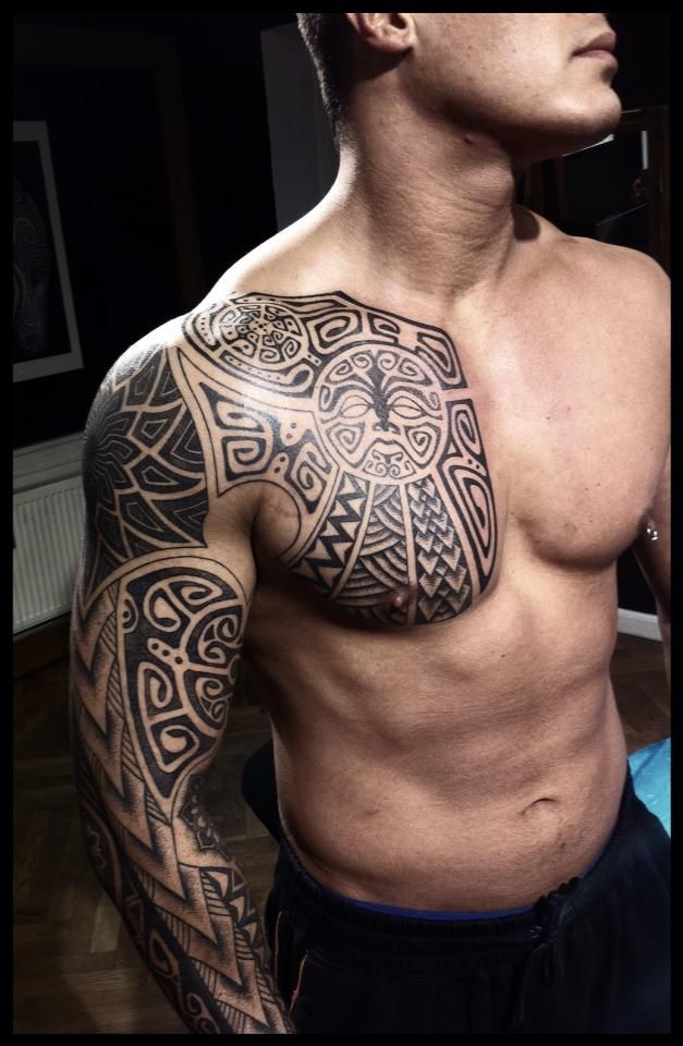 70+ Awesome Tribal Tattoo Designs   Art and Design