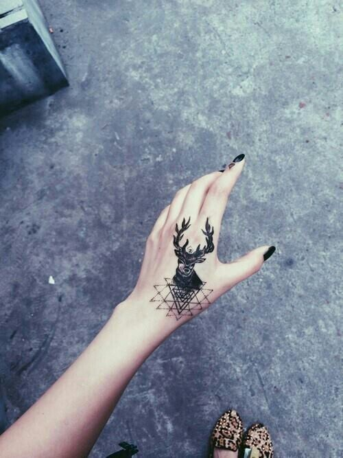 Tattoo Ideas, Hand T