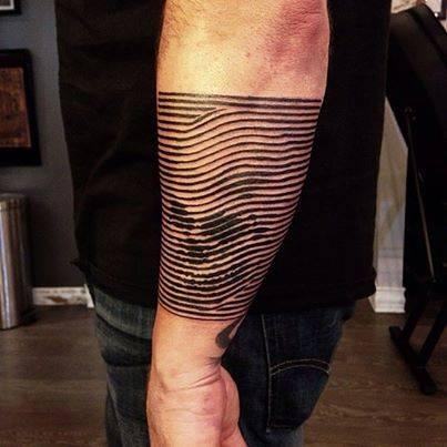 Magic Skull Tattoo