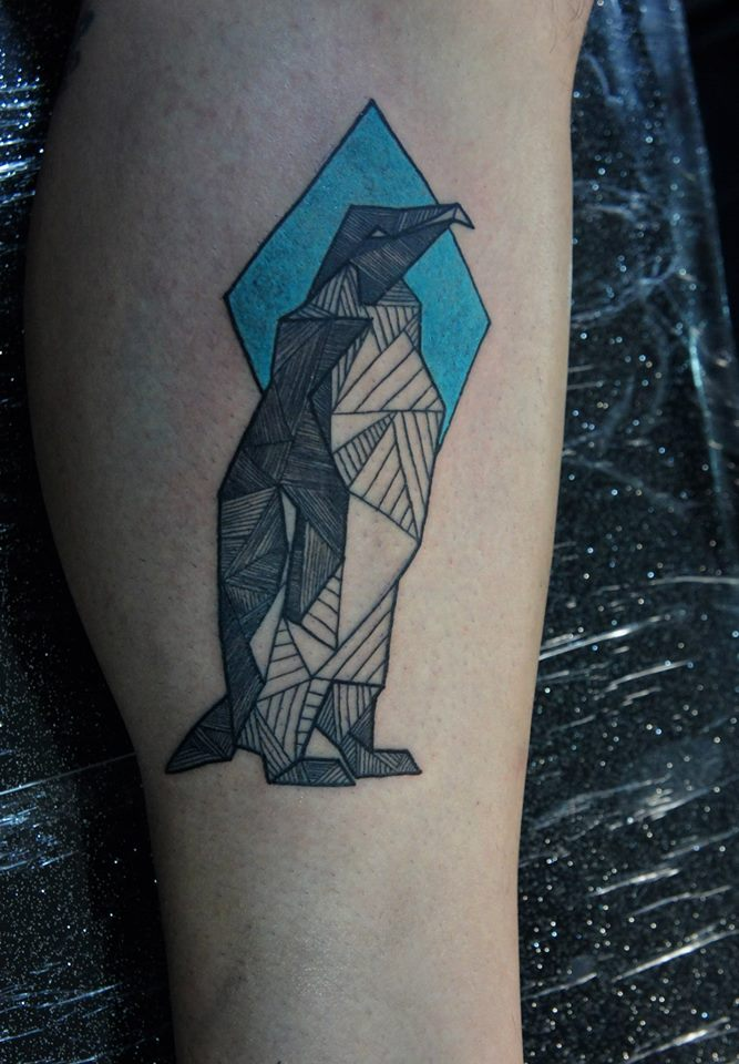 Penguin Tattoo