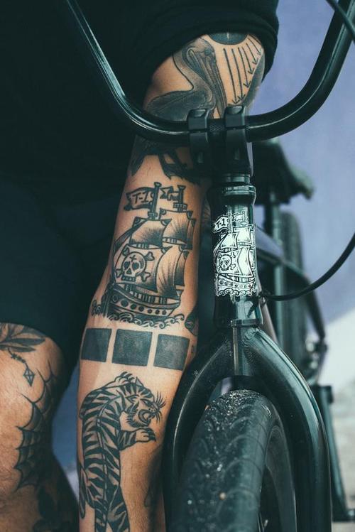 Biker Tats
