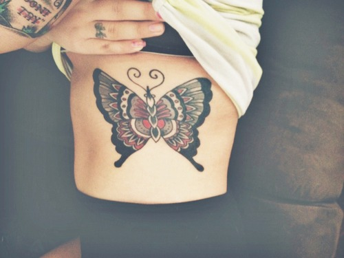 Tattoo Inspiration, Tats Piercing, Tattoo Design, Butterflies Tattoo