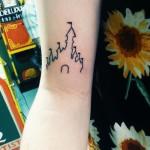 Disney Tattoo On Arm