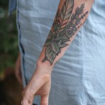 Herbs Tattoo