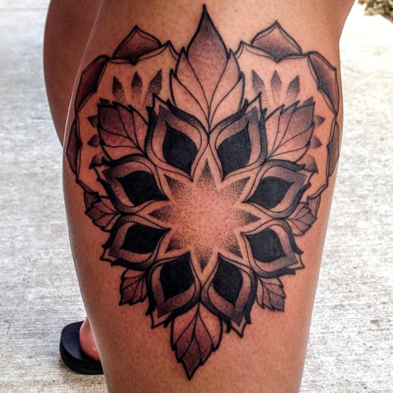 Tattoo done by Billy Weigler