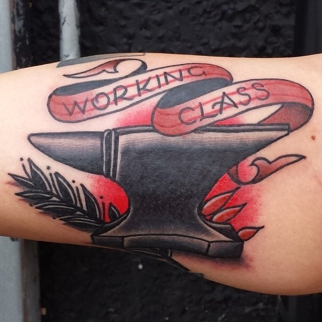 Traditional Tattoos, American Traditional