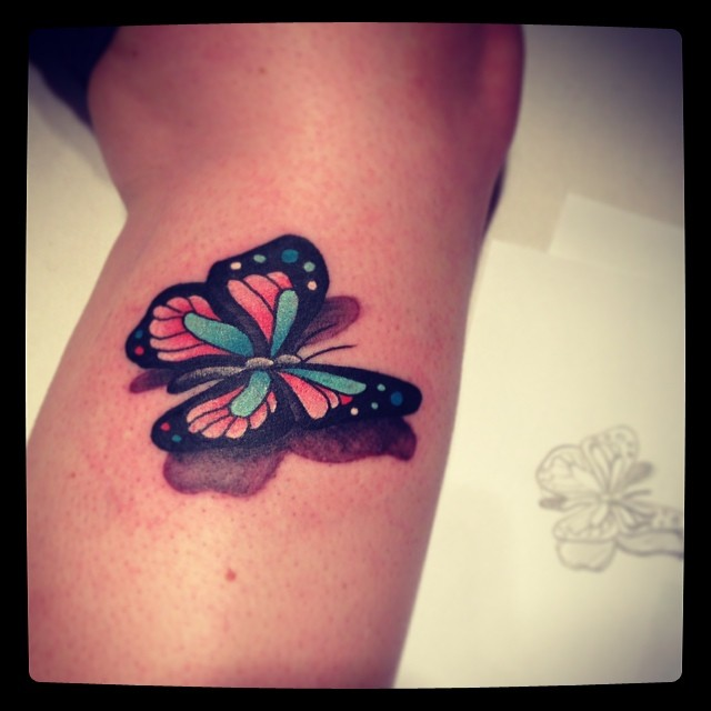 Dotwork Butterfly Best Tattoo Design Ideas