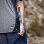 Minimal Pattern Arm Tattoo