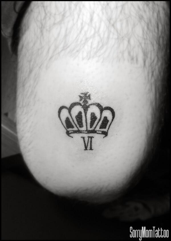 CrownTattoo