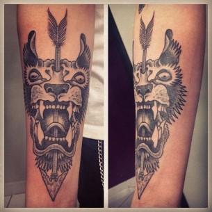 Gregorio Marangoni Tattoo