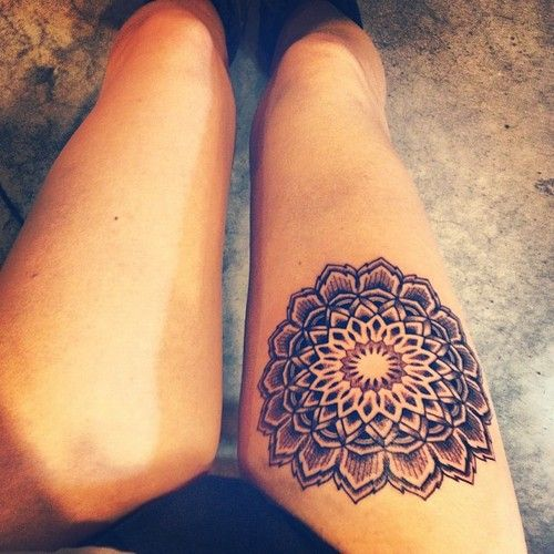 tattoo alternatives on pinterest mandala tattoo. Black Bedroom Furniture Sets. Home Design Ideas