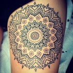Tattoo Beauty – Mandala