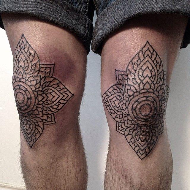 knee tattoos best tattoo ideas designs. Black Bedroom Furniture Sets. Home Design Ideas