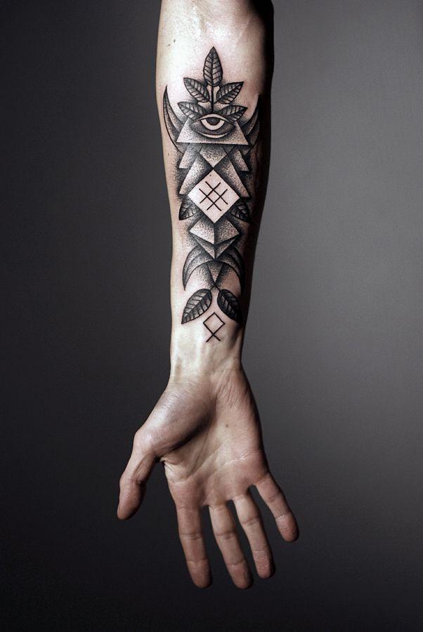 Awesome Symbol Tat