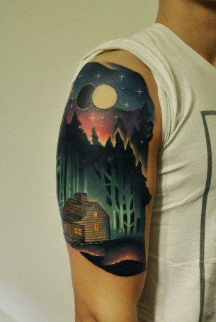 Beautiful Ink By M.A.Surowiec