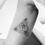 Roses Triangle