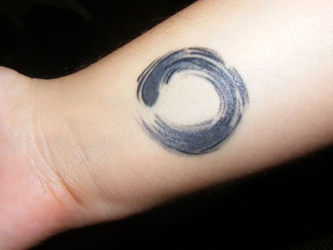 Enso Circle Of Life Tattoo