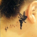 Fairy & Pixie Dust Tattoo