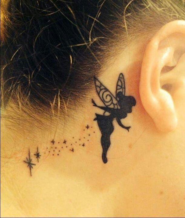 Fairy & Pixie Dust Tattoo