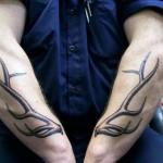 Antlers Tattoo
