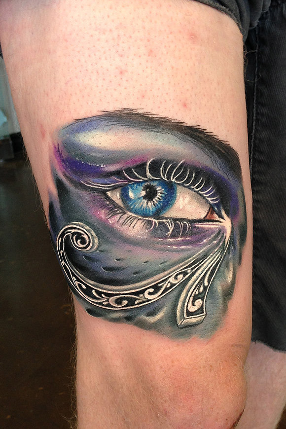 Eye of Horus Tattoo 3D Tattoos , Tattoo Archive
