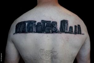 Stonehenge Tattoo