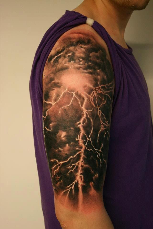 Lightning Sleeve