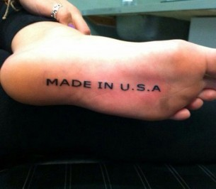 Made in USA Tattoo