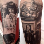 Pulp Fiction Sleeves