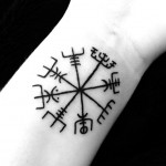 Vegvisir Icelandic For Sign Post