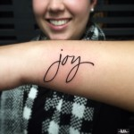 Joy Tattoo
