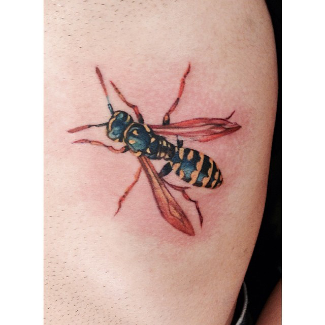Wasp Tattoo