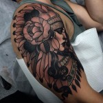 Headdress Sleeve